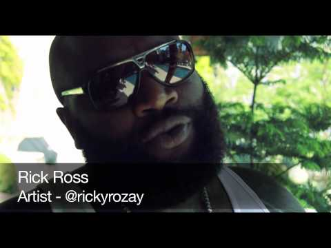 Rick Ross F. Usher touch 'n You Behind The Scenes video