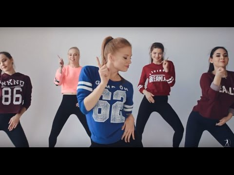 "Sean Paul & Dua Lipa - ""No Lie"" CHOREO by Polina Dubkova"