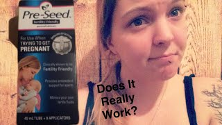 How To Get Pregnant Faster!? | Pre-Seed Review