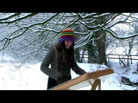 Dizzi Hammered Dulcimer Winter Song  I believe in chistmas Music Videos