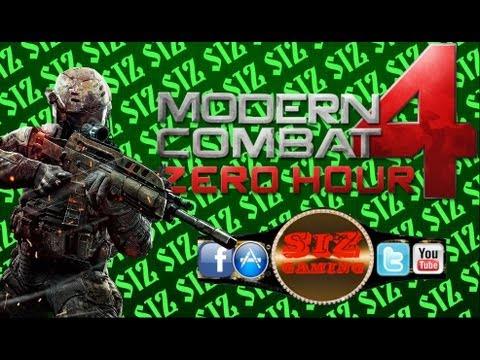 MODERN COMBAT 4 : sniper gameplay # 3