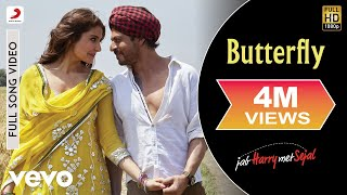 Butterfly  Full Song Video  Anushka  Shah Rukh  Pr