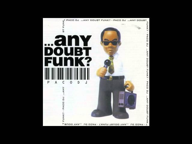 Paco DJ featuring Dj Batman - DJ Funk Jazz