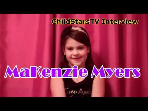 MaKenzie Myers//Pageant Girl Interview