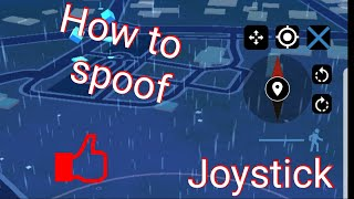 How to spoof in Pokemon Go with S8 or S9(JoystickHack)