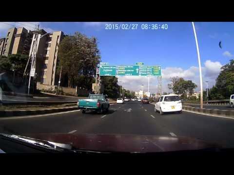 Useless Kenyan Demio Driver