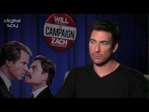Dylan McDermott and Jay Roach on 'The Campaign'