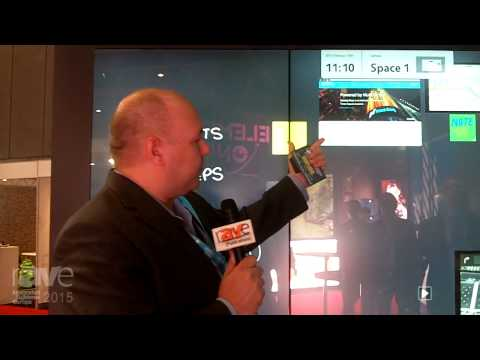 ISE 2015: MultiTaction Introduces New Collaboration App with Meeting Room Solution
