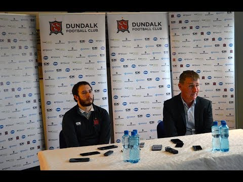 🎙 Dundalk FC Press Conference - FAI Cup Final