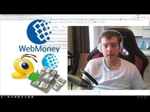 Заработать в интернете веб мани