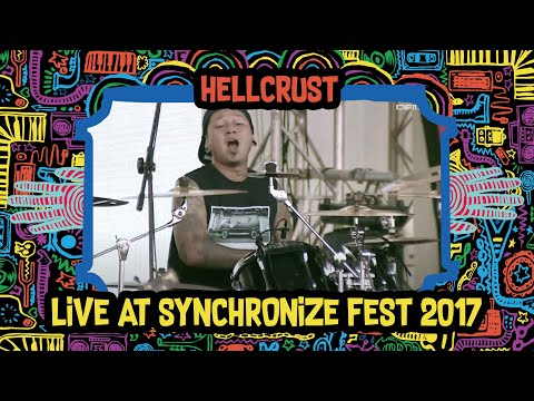 Download Hellcrust live at SynchronizeFest - 7 Oktober 2017 Mp4 baru