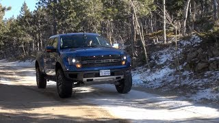TFL 2014 Ford F-150 SVT Raptor Up Close & Personal Review (Episode 3)