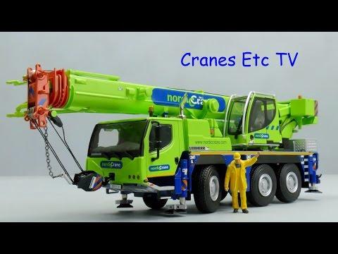 WSI Liebherr LTM 1050-.1 Mobile Crane 'Nordic' by Cranes Etc TV