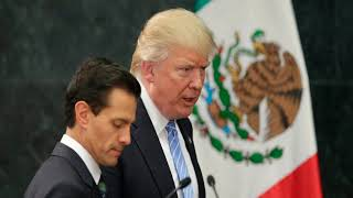 Mexico May Stop Helping U S  With Counter Terrorism, Drug War Efforts In Response To Trump Immigrati