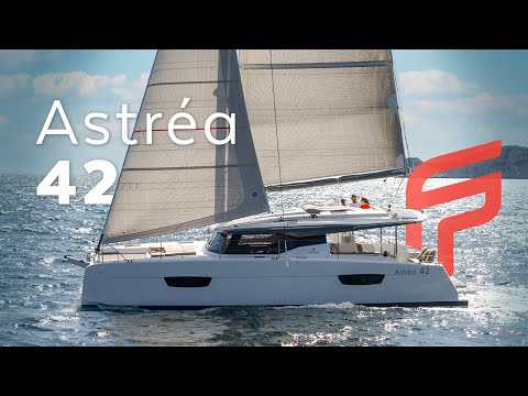 ASTREA 42 - Fountaine Pajot Sailing Catamarans