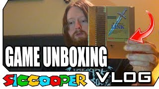 Major Game Store Package Unboxing! | SicCooper