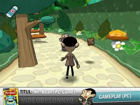 mr bean pc game   best gameplay   youtube
