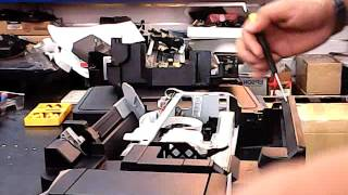 How To Disassemble Epson L220