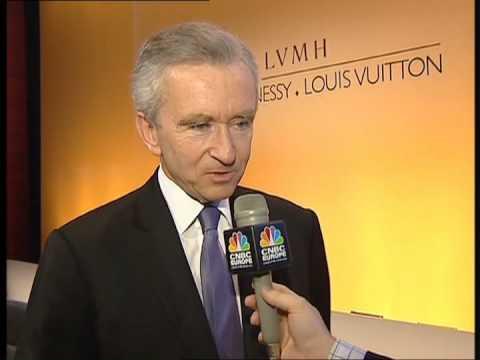 Bernard Arnault Chmn & CEO, LVMH