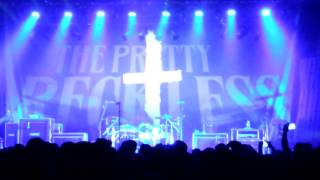 Jamie Perkins-The Pretty Reckless drum solo