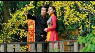 Album Gác Nhỏ Đêm Xuân & Hoa Đào Năm Trước - Thiên Quang ft Quỳnh Trang - Nhạc Xuân Mới Nhất 2018