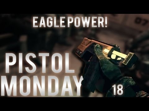 Pistol Monday #18: Eagle Power!(Verlate Upload)