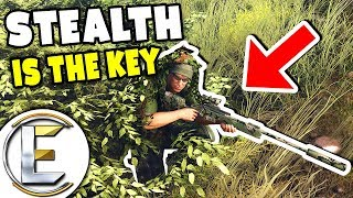 Stay Hidden For Success - Ghost Recon Wildlands PVP Sniping (Stealth Is The Key)
