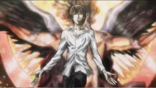 "Death Note Opening 1 | ""The WORLD"" by Nightmare 60fps 720p [SVP]"