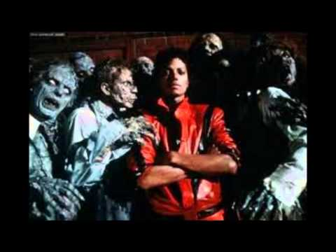 michael jackson - thriller  2013