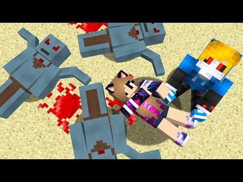 Тайное логово Вампиров в Майнкрафт – Выживание в мире вампиров! Видео MINECRAFT Мод