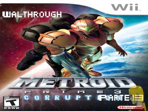 Walkthrough Metroid Prime Trilogy (MP3) - Parte 13