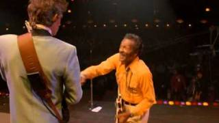 Chuck Berry & Julian Lennon - Johnny B Goode