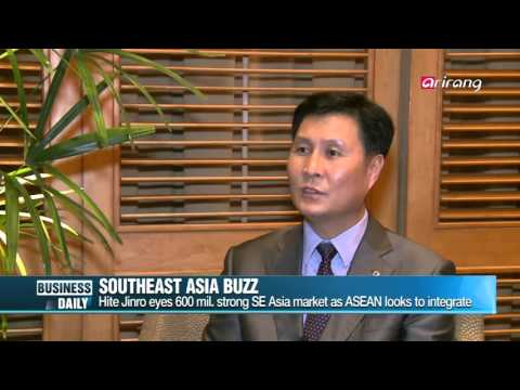 Business Daily-Korean spirits bewitching Southeast Asia   동남아 홀리는 한국의 술
