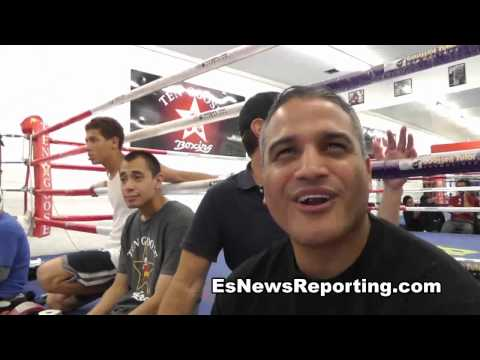 BERTO ON MAIDANA VS LOPEZ - EsNews Boxing