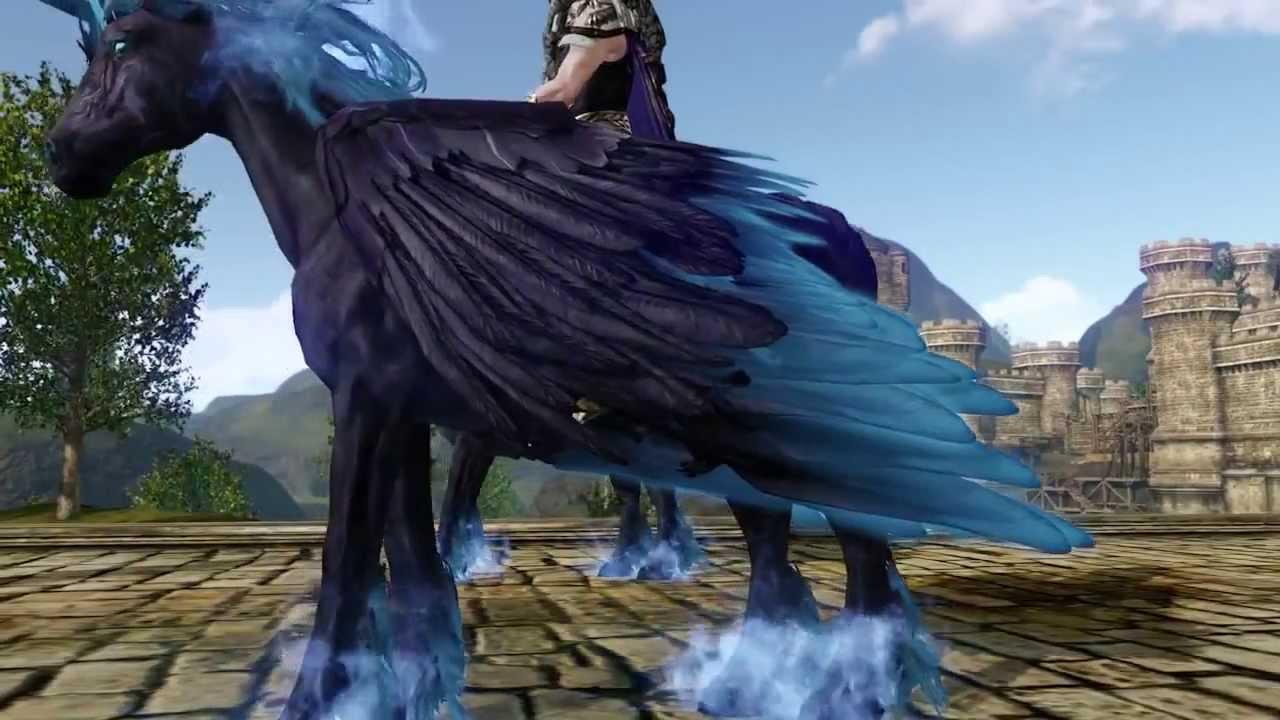 Archeag Black Cat
