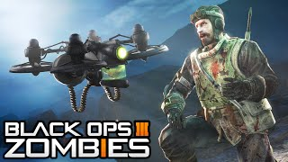 Black Ops 3 Zombies - Secret New Easter Eggs! (Black Ops 3 Zombies Gameplay)