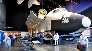 Museum of Flight Seattle Tour (HD)
