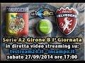 In diretta dal PALASANT'ELIA Catanzaro Calcio a 5 - Atletico Belvedere Serie A2 Girone B. 27/09/2014