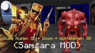 Duke Nukem 3D + Doom + Wolfenstein 3D