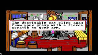 Let's Play Together: King's Quest 3 -01/13 - Möge das Spiel beginnen....