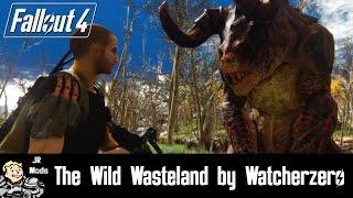 Fallout 4 Mod Showcase: The Wild Wasteland by Watcherzero