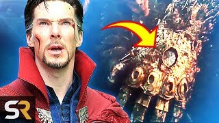 Marvel Theory: Doctor Strange's Main Goal Was Destroying The Infinity Stones