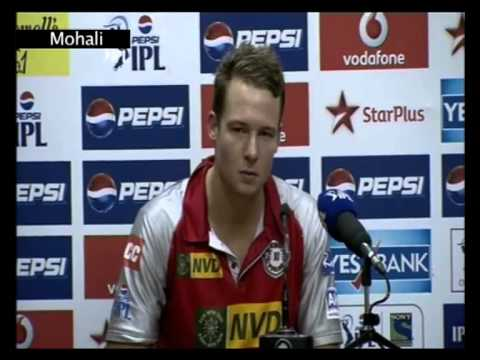 Kings XI Punjab post match press conference06052013