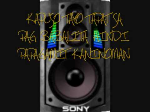 Panata Sa Bayan.wmv video