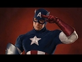 Captain America   Skillet   Hero