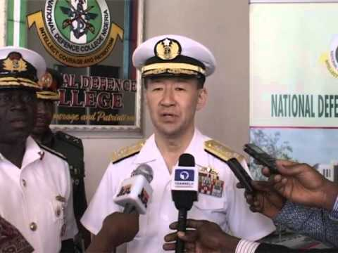 Defence College on Nigeria-Japan Security Relations