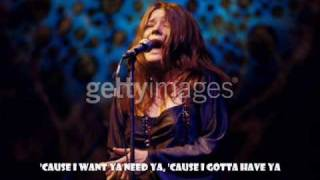 Watch Janis Joplin Catch Me Daddy video