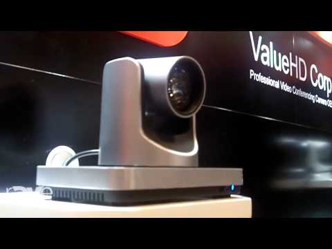 InfoComm 2015: ValueHD Corporation Introduces HD Videoconferencing Terminal VHD-C9