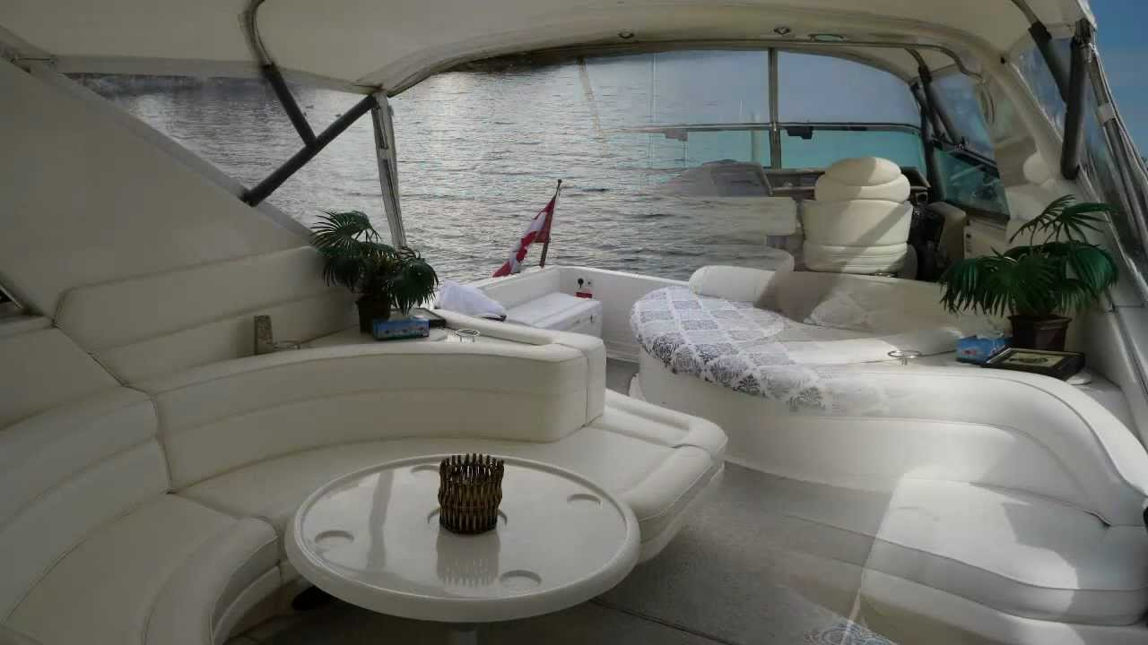 1999 SeaRay 63 Sundancer YouTube