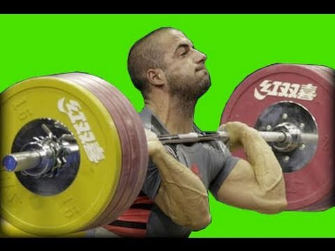 ☆ How to Perform Power Cleans ☆ Fast, Simple Technique Image 1